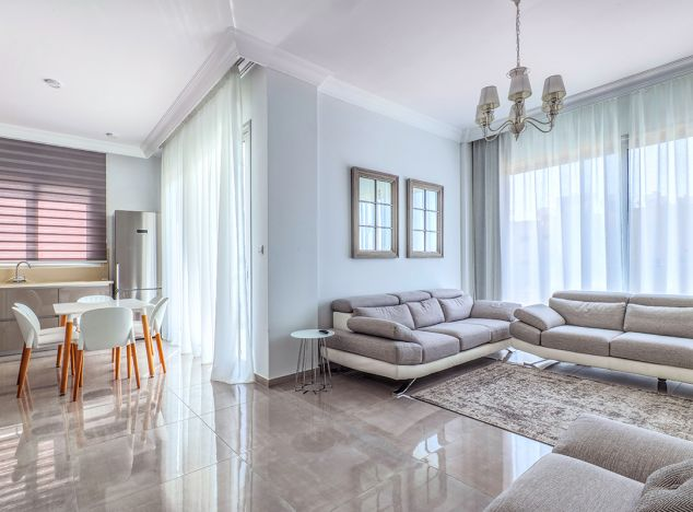 Apartments for rent in Mouttagiaka 12991