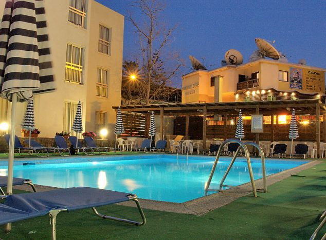 Hotels for sale in Cyprus 1901